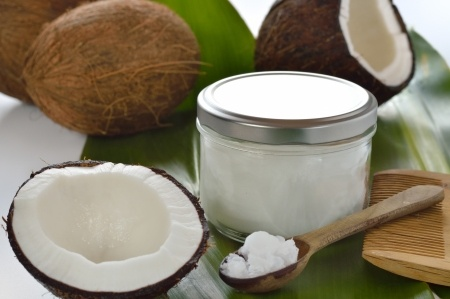 Coconut Oil for weight loss?