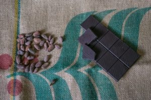 Black (bitter) chocolate