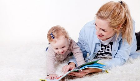 The Benefits of Reading To Children Before Bed